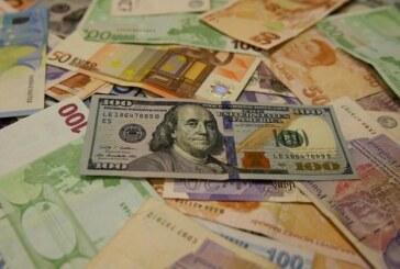 Dolar/TL, 3,80'in altını gördü