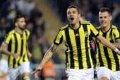 Kadıköy'de Fenerbahçe rüzgarı!