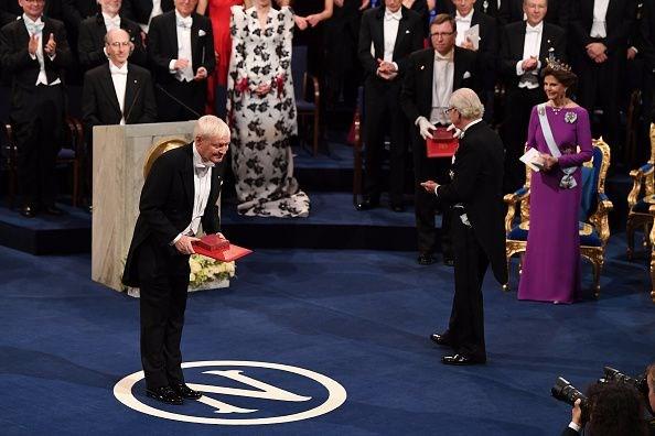 Nobel ödülleri dağıtıldı