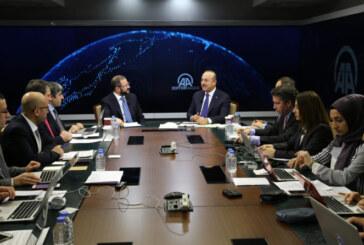 Çavuşoğlu'ndan KKTC'de başkanlık sistemi tavsiyesi