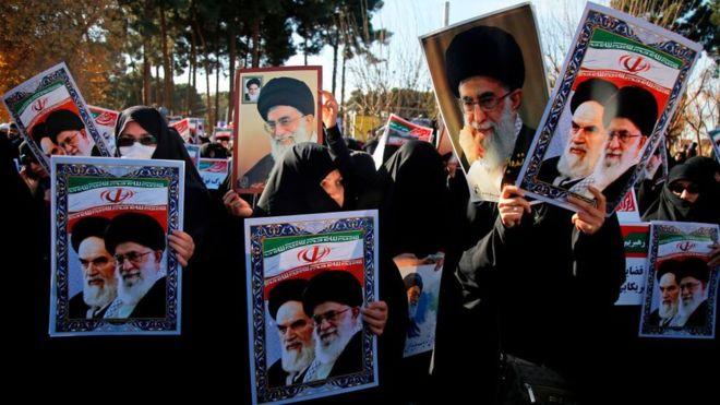 Ruhani, protestoların birkaç güne bitmesini umuyor