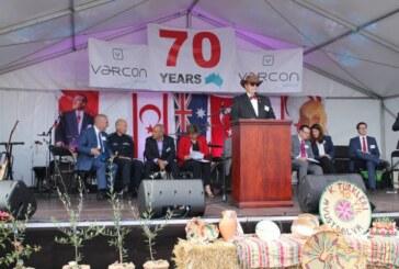 Kıbrıslı Türkler Avustralya'da 70. yıllarını kutladı