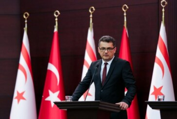 Erhürman'dan Ankara'da siyasi eşitlik vurgusu
