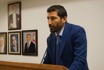 HP Lefkoşa İlçe Başkanı Hasan Sapsızoğlu oldu