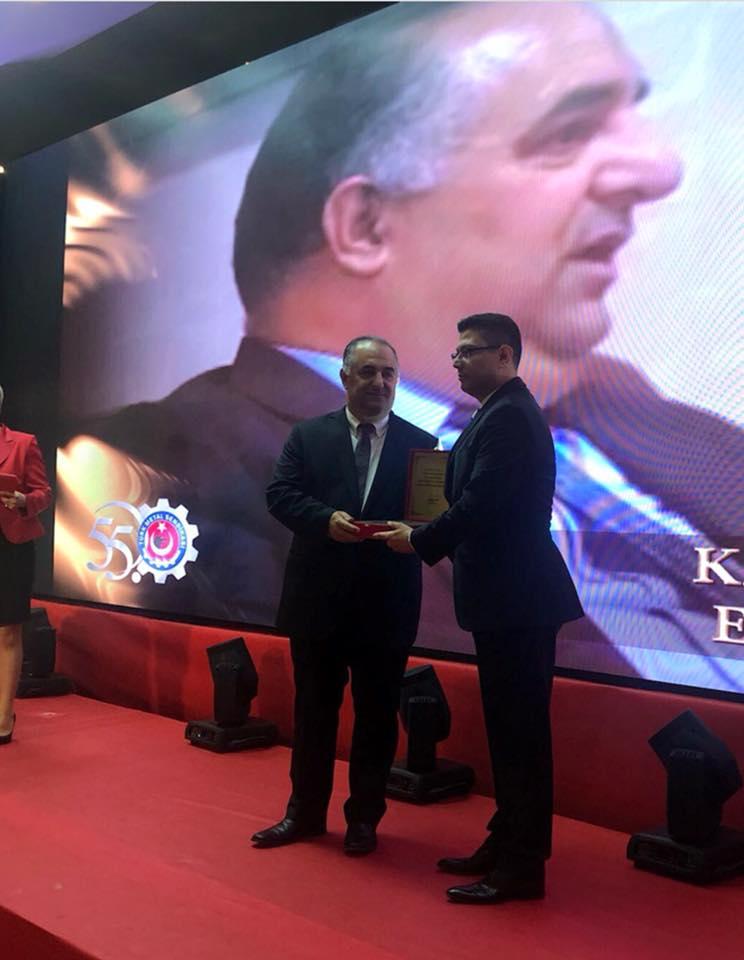 Genç TV'ye Ankara'dan ödül