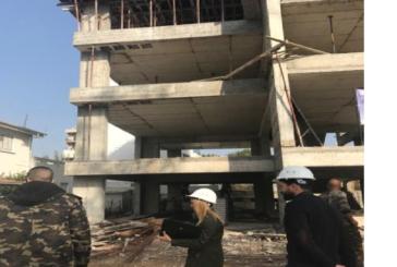 171 inşaat denetlendi, 75'i mühürlendi