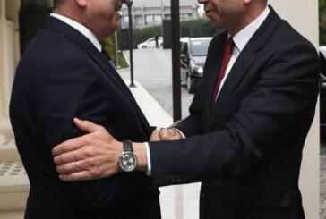 """Özersay Ankara'da konuştu: """"Kazıya geçeriz"""""""