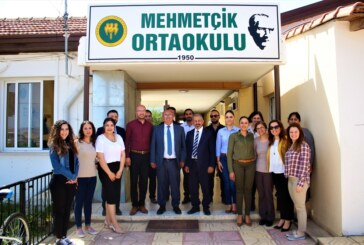 Milli Eğitim ve Kültür Bakanı Özyiğit :Karpaz bizim için ayrı bir öneme sahip