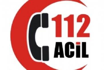 112 Acil telefonu arızalandı