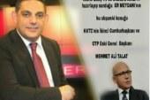Er Meydanı'nın bu akşamki konuğu Mehmet Ali Talat