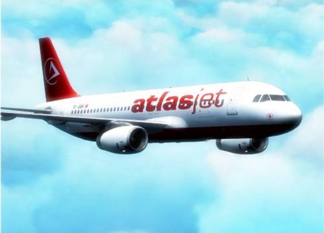Atlas Jet KKTC uçuşlarını durduruyor