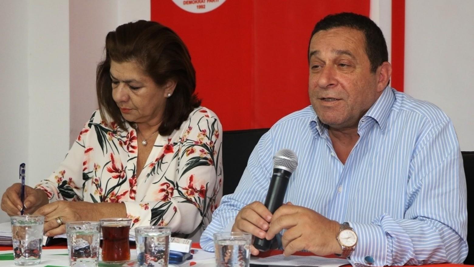 DP,bazı bölgelerde adaylarını belirledi