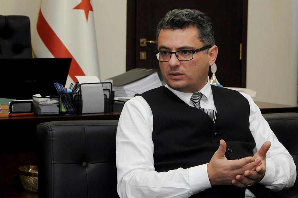 Başbakan Erhürman, saldırıyı kınadı