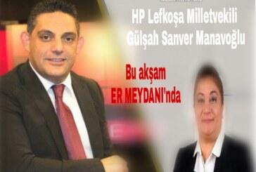 Gülşah Sanver Manavoğlu bu akşam GENÇ TV'de
