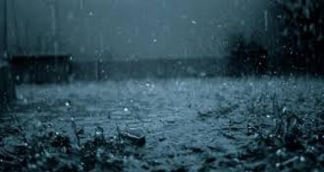 24 saatte en çok yağış alan bölge Ercan