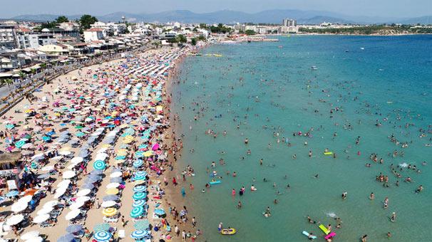 Plaj ücreti 0.003 TL olarak belirlendi