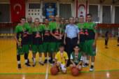 Polis basketbol turnuvası düzenlendi