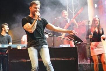 Sinan Akçıl'ın konseri beğeni topladı