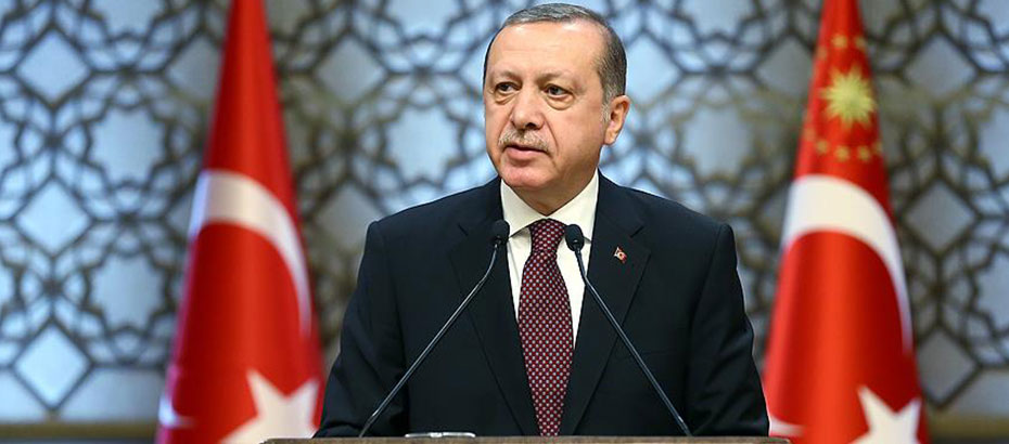 TC Cumhurbaşkanı Eroğan yarın TBMM'de yemin edecek