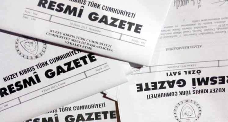 Görevden almalar Resmi Gazete'de yayımlandı…İşte o isimler…