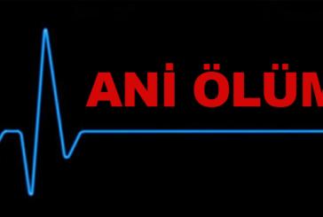 Mehmetçik'te ani ölüm