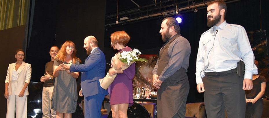 """16.Kıbrıs Tiyatro Festivali,yarın """"Göçmenleeeer"""" oyunu ile sona erecek"""