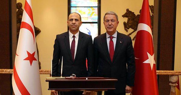 Özersay Ankara'da temaslarını sürdürüyor