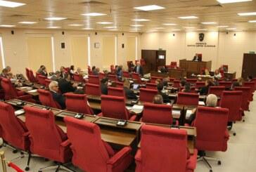 Meclis, denetim gündemiyle toplandı