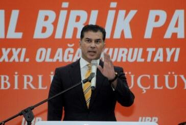 Özgürgün:İlk seçimde UBP'yi tek başına iktidara taşıyamazsam görevi bırakırım