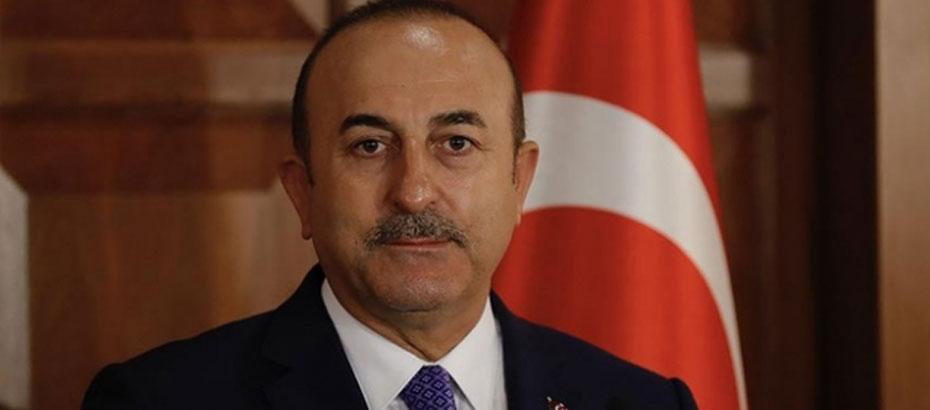 Çavuşoğlu: Kıbrıs çaresiz değil
