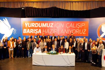 TDP'de Parti Meclisi üyeleri belirlendi