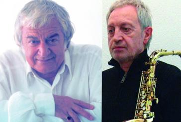 Arman Ratip ve Nick Steinhaus konseri Bellapais Manastırı'nda