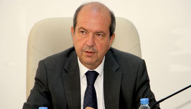 Tatar'dan Özersay'a destek Akıncı'ya eleştiri