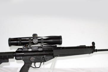 Limasol'da gerçekleşen soygunda bir adet 'G3 tüfeği' çalındı