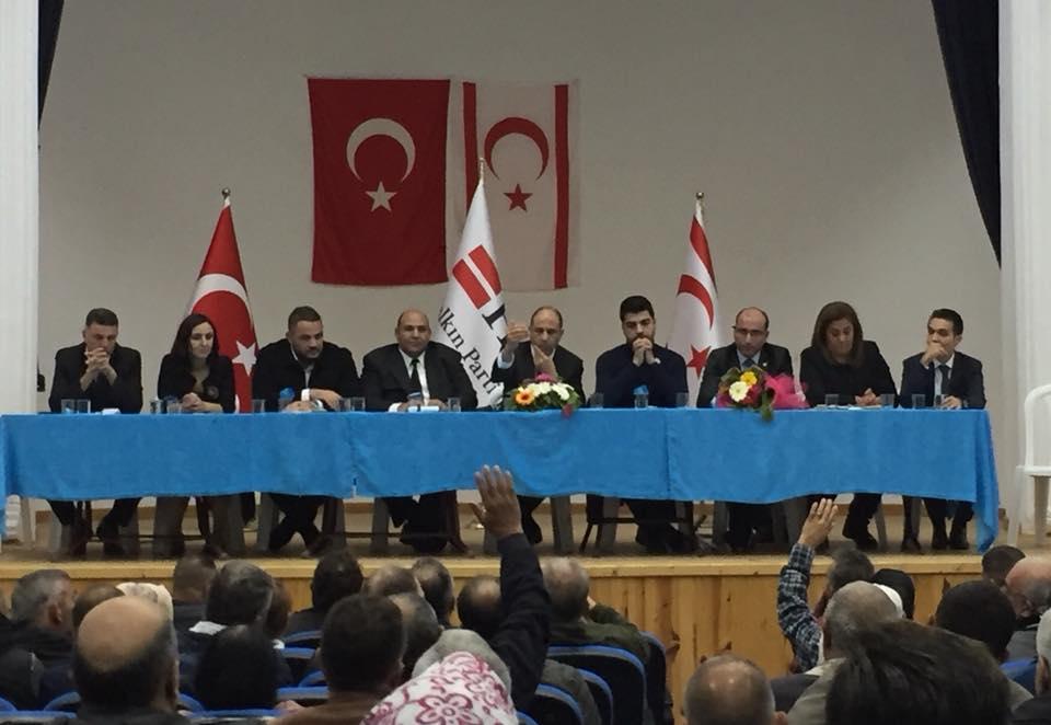 HP,Yenierenköy bölgesini ziyaret etti
