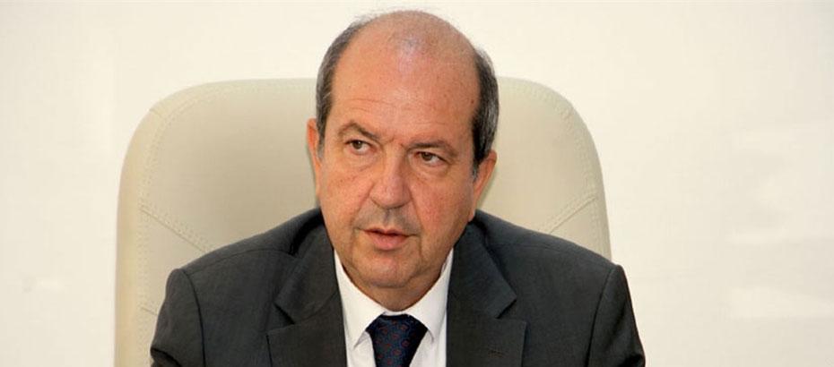 Tatar: Türkiye ve KKTC, haklarının gasp edilmesine asla seyirci kalmayacak