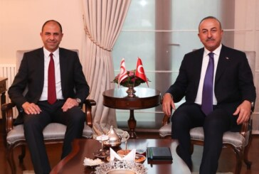 Rum basını, Özersay ve Çavuşoğlu'nun doğal gaz açıklamalarına yer verdi