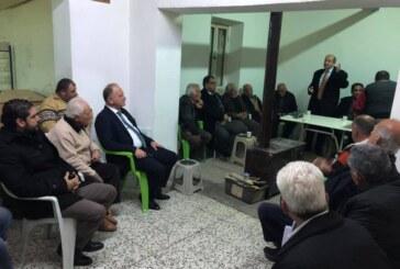 Tatar, Dilekkaya ve Gaziköyü ziyaret etti