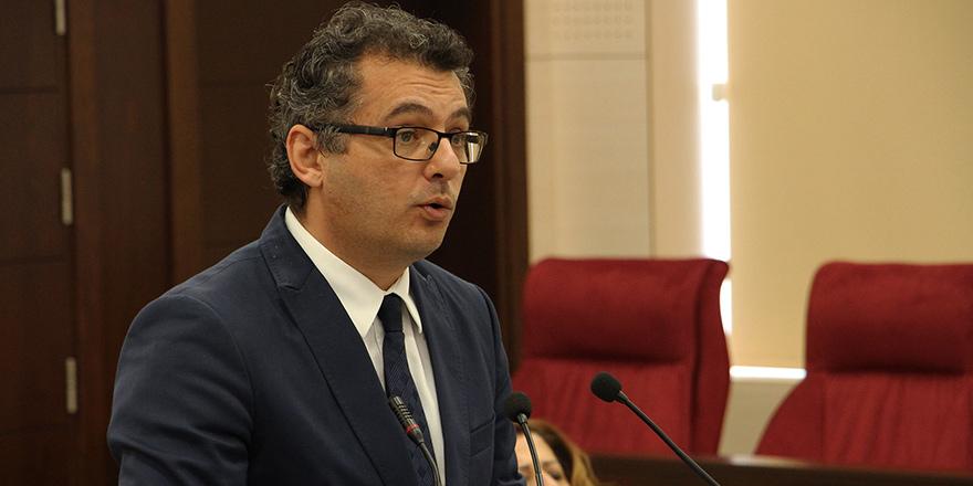 Erhürman: Çavuşoğlu federal çözümü dışlayan bir tavır sergilemedi
