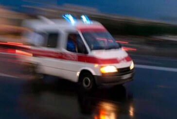 Girne'de yaya geçidinde iki çocuğa araba çarptı
