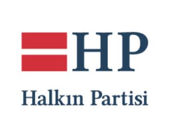 Halkın Partisi 1. Olağan Genel Kongresi bugün yapılıyor