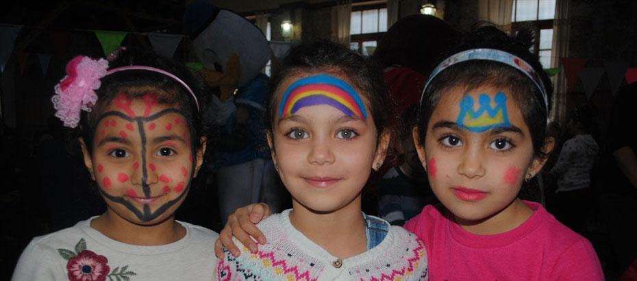 Girne Belediyesi'nin Yarıyıl Şenliği devam ediyor