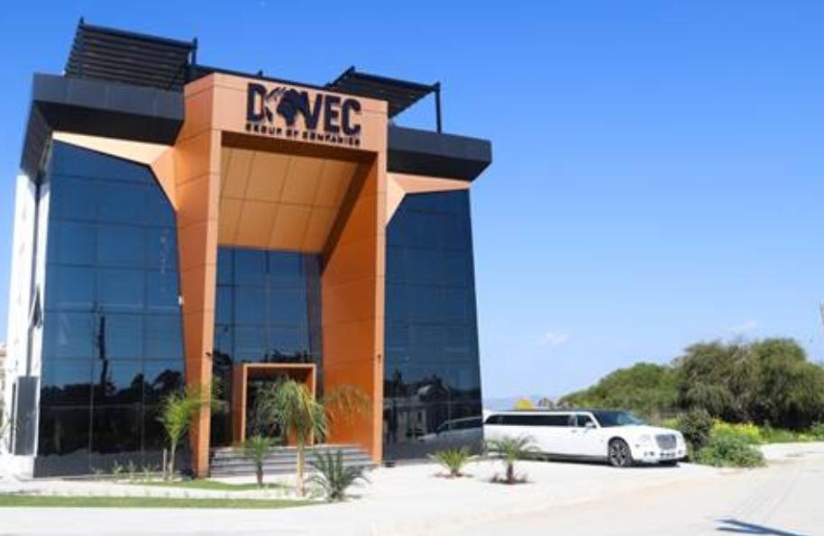 Döveç Group İskele Long Beach'te yeni ofisini açtı