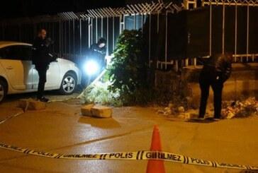 İzmir'de NATO lojmanlarına pompalı tüfekle ateş açıldı
