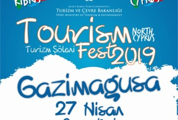 Gazimağusa Namık Kemal Meydanı'nda yarın turizm şöleni düzenlenecek