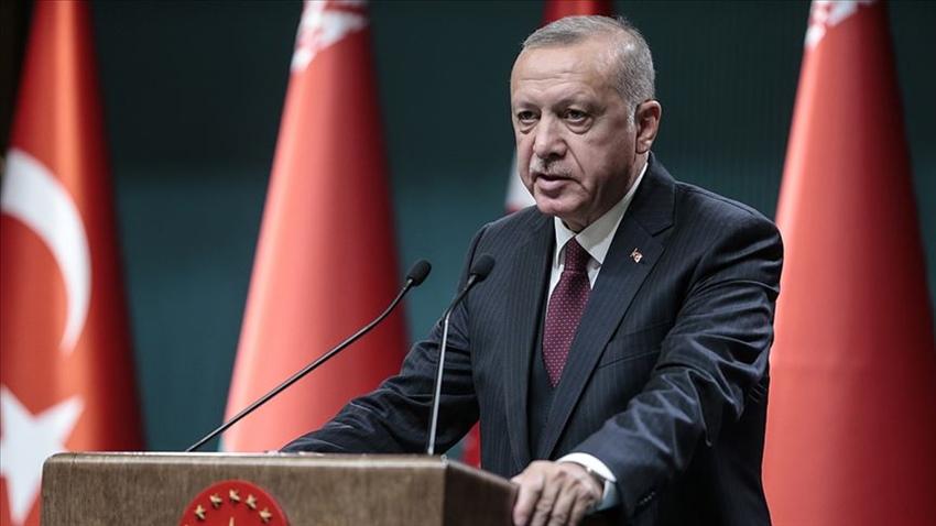 TC Cumhurbaşkanı Erdoğan: Şiddeti asla tasvip edemeyiz