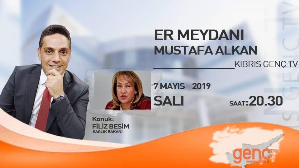 Filiz Besim bu akşam Er Meydanı'nda