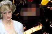 Prenses Diana'nın, kazadan sonra kanlar içinde cansız yatarken ki görüntüleri internete sızdı