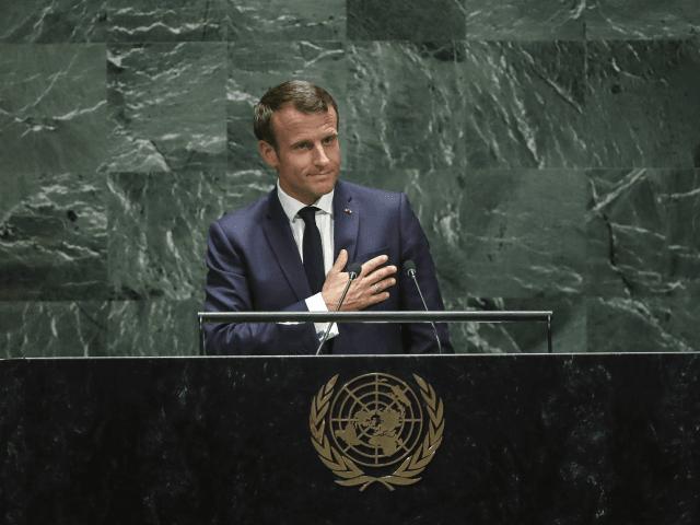 Macron: Fransa herkesi kabul edemez