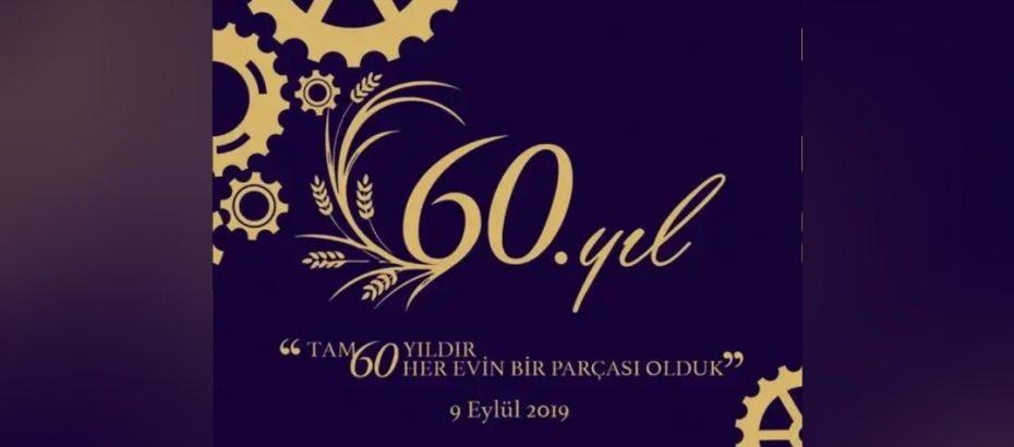 Koopbank 60. kuruluş yıl dönümünü kutluyor